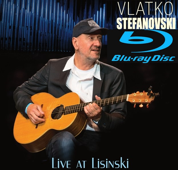 LIVE AT LISINSKI (BLU-RAY)